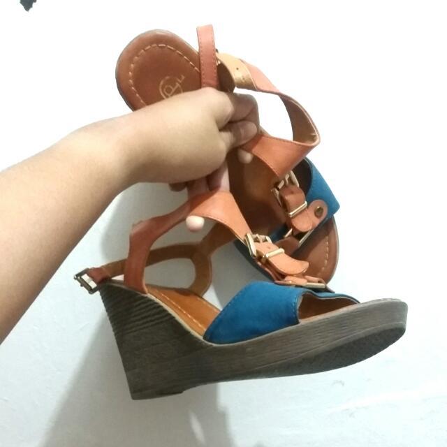 Wedges Shoe Donatello