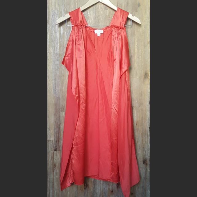 Witchery Silk Shift Dress Size S/M