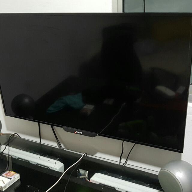"WTS PHILIPS 40"" 4500 SERIES FULL HD TV 100HZ"