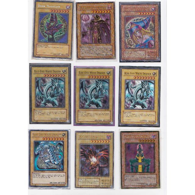 YUGIOH CARD BATCH 5, Toys & Games, Board Games & Cards on