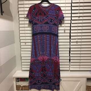 RESERVED: MOSAIC dress