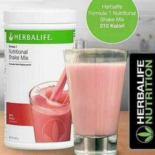 Herbalife Shake F1