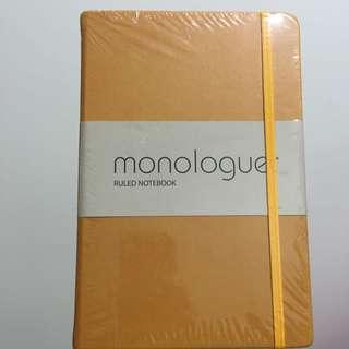BNIB Monologue Notebook
