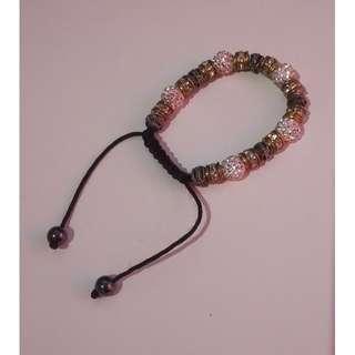 Pull String Bracelet