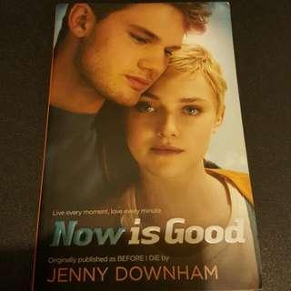 Now Is Good By Jenny Downham