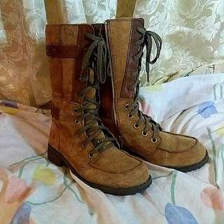 Used NorthFace Boots Size 38eu