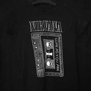 Hot Topic Nirvana Tee