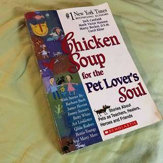 Kitchen Soup For The Pet Lovers Soul
