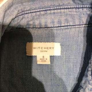 Witchery Denim Dress