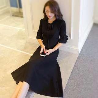 The Forever Elegant Black Dress