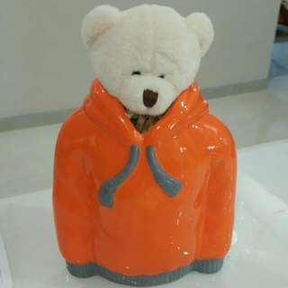 Bear In Jacket