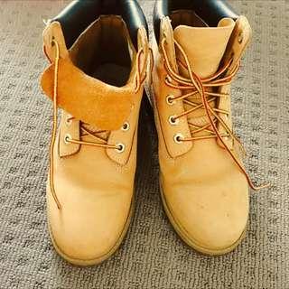 "Timberland JUNIOR 6"" Premium Waterproof Boots"