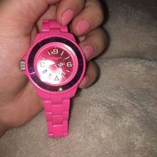 ICE Pink Watch