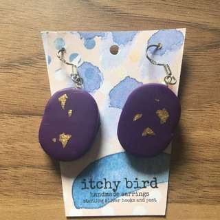 Itchy Bird Earings