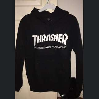 AUTHENTIC SMALL THRASHER HOODIE
