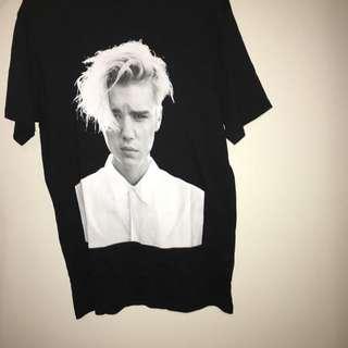 Purpose Tour x H&M Tshirt