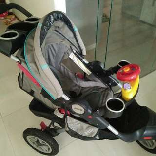 Used Jeep Stroller for Sale.