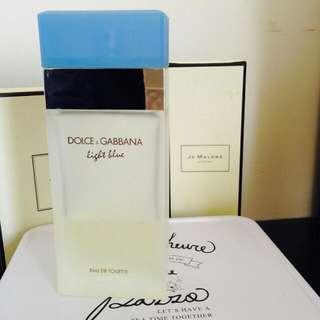 Dolce & Gabbana Light Blue 淺藍女性淡香水