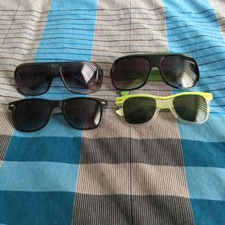 Men's Assorted Zoo York Sunglasses