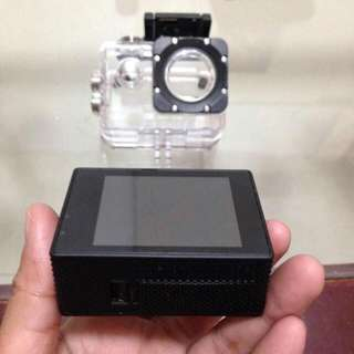 Sports Cam (Waterproof Action Camera)