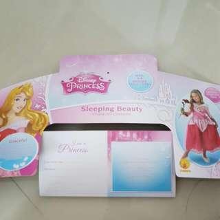 Sales Of Disney Princess: Sleeping Beauty Costume