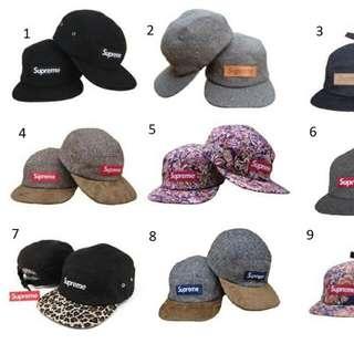 Supreme Hats Replica - Various Items