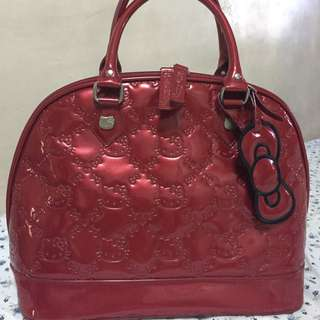 Sanrio Hello Kitty Bag (Red)