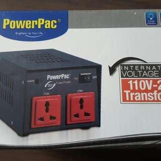 110 V To 230 V Transformer