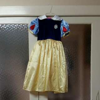 Disney Snow White Costume Dress