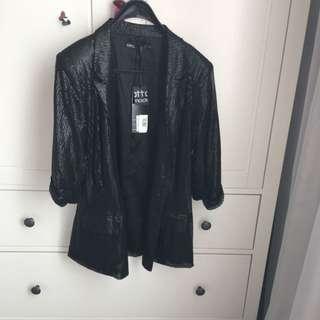 Otto Mode Sequin Jacket