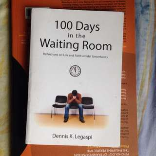 100 Days In The Waiting Room By Dennis Legaspi