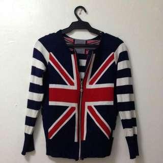 Cotton United Kingdom Printed Jacket