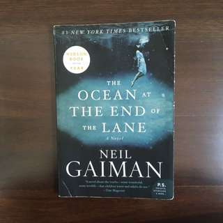 The Ocean At The End Of The Lane by. Gaiman