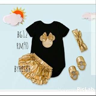 Baby Girl Set 12