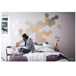 """IKEA 2x Mirror Decor """"Honefoss"""""""