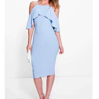New Lilac Dress Size 12