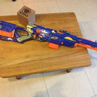 Nerf絕版狙擊槍