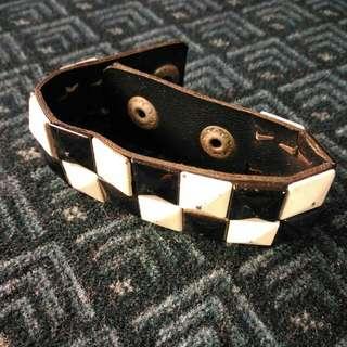 Checkerd Bracelet