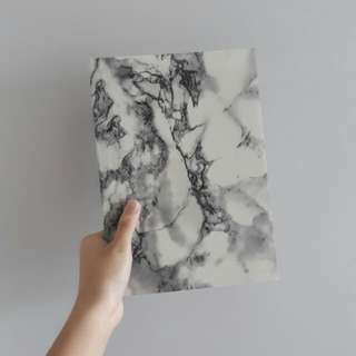 B5 Marble Notebook