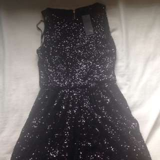 New With Tags TFNC London Sequin Dress