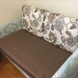 藤製小沙發