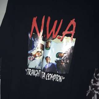 NWA Graphic Tee