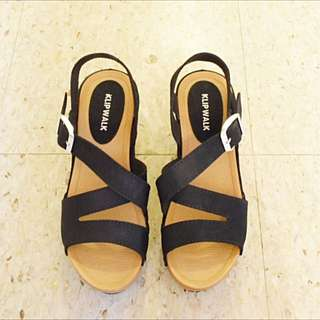 Klipwalk Wedge Sandals