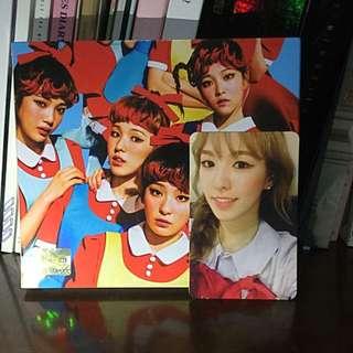 Red Velvet• The Red Album