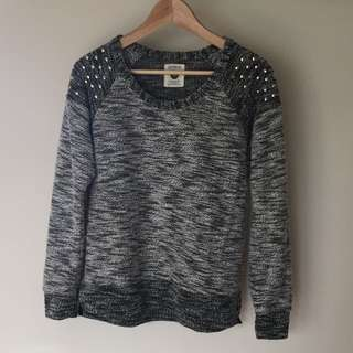 Cotton On Studded Jumper - M