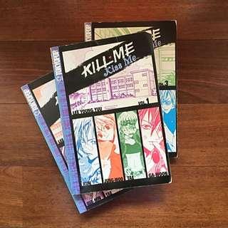 Kill Me, Kiss Me - Vol. 1—3