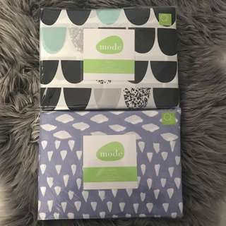 2x Mode Quilt Cover Sets