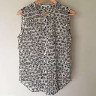 Blouse Top - Size 10