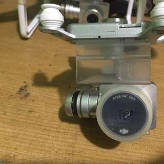 Phantom 3 Standard Gimbal With Camera