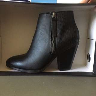 Leather Therapy Boots